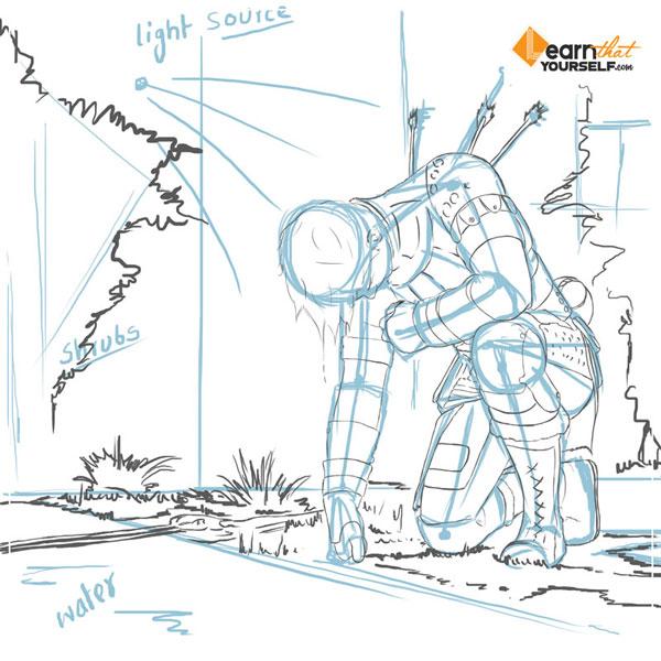 Adobe Photoshop Intro Art learn that yourself Lalit Adhikari 2