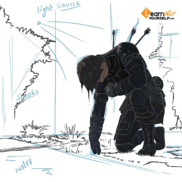 Adobe Photoshop Intro Art learn that yourself Lalit Adhikari 3