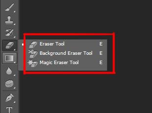 Eraser tool adobe photoshop learn that yourself LTY lalit adhikari