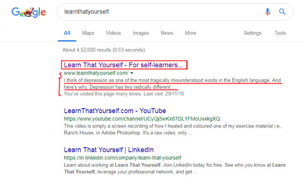 Introduction to SEO 5 Learn That Yourself LTY Lalit Adhikari