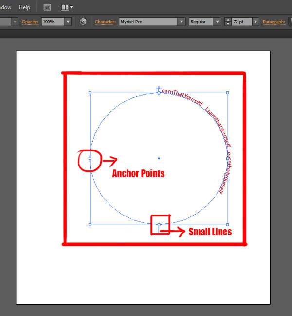 Type panel adobe illustrator 9 learn that yourself LTY Lalit Adhikari