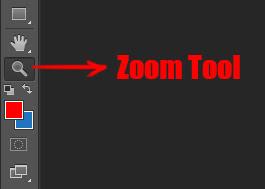 zoom tool adobe photoshop learn that yourself LTY lalit adhikari