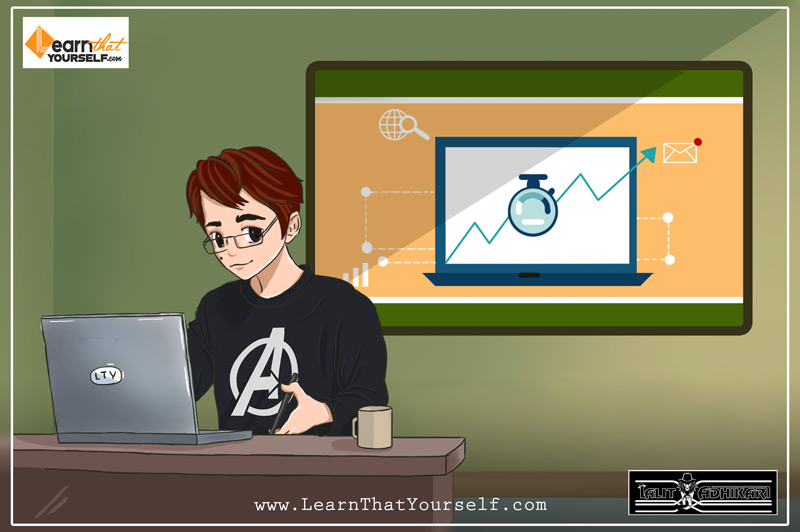 How To Increase Website Authority by Lalit Adhikari at Learn That Yourself LTY LearnThatYourself