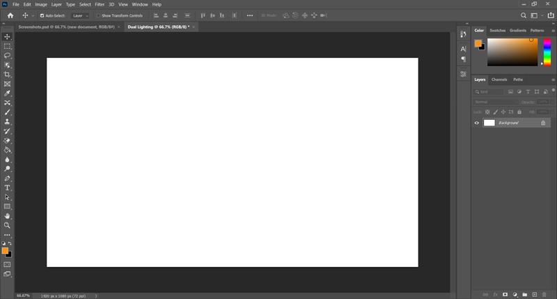 11 Screenshot dual lighting