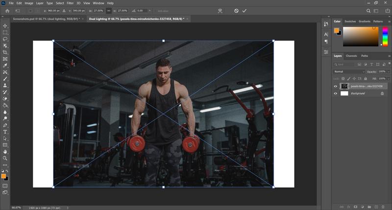 13 Screenshot image setting