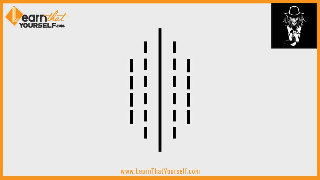 Elements of design 2 line vertical