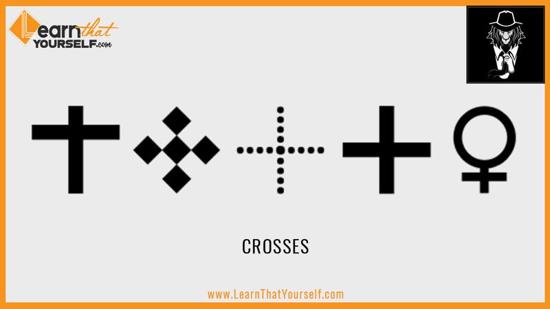 Elements of design 3 shape crosses