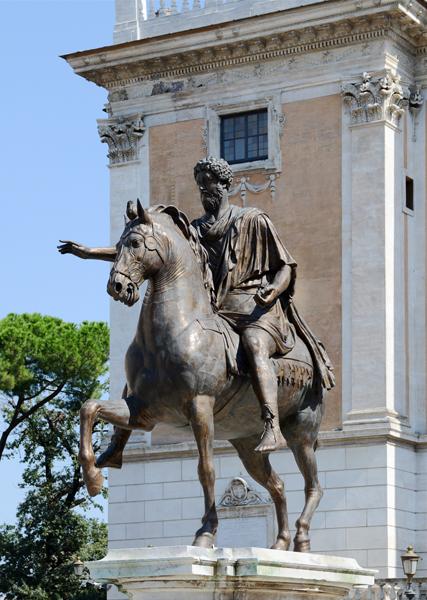 Marcus Aurelius Capitoline Hill
