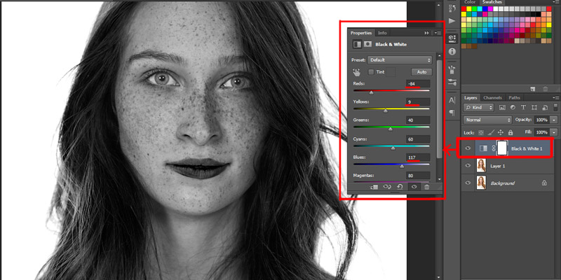 Skin retouching learn that yourself recreating skin texture contour 1