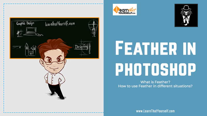 Cover image for Feather in Photoshop blog